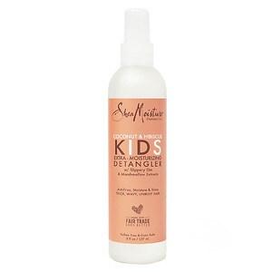 SheaMoisture Kids Detangler, Coconut/Hibiscus, 8 oz