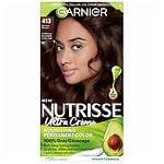 Nutress Hair Permanent Haircolor, Bronze Brown- 1 ea