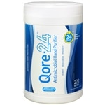 Qore 24 Antimicrobial Hand Purifier Wipes
