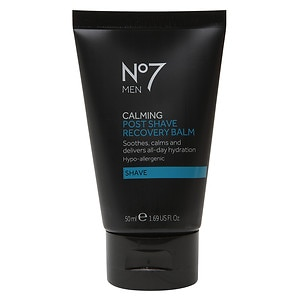 Boots No7 Men Post Shave Recovery Balm- 1.69 fl oz