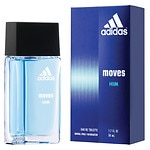 Adidas Moves, Spray Eau de toilette