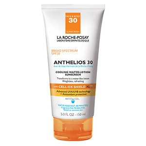 La Roche-Posay Anthelios 30 Cooling Water-Lotion Sunscreen, SPF 30