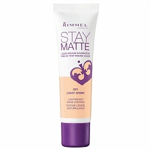 Rimmel Stay Matte Liquid Mousse Foundation, Light Ivory