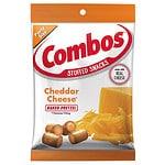 Combos Cheddar Cheese Pretzel Party Bag- 15 oz