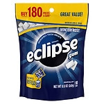 Eclipse Sugar Free Gum, Winterfrost- 180 ea