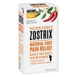Zostrix High Potency Foot Pain Relief Cream- 2 oz