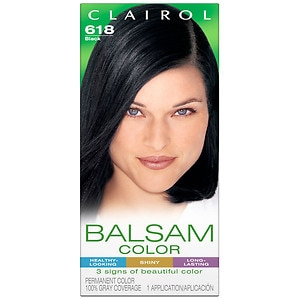 clairol permanent hair color instructions