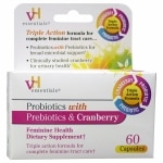 VH essentials Probiotics with Prebiotics & Cranberry Feminine