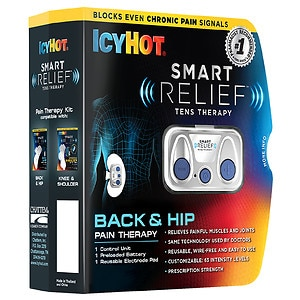 Icy Hot Smart Relief Tens Therapy Back and Hip Starter Kit- 1 ea