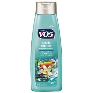 Alberto VO5 Tea Therapy Clarifying Shampoo, Vanilla Mint Tea