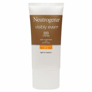 Neutrogena BB Cream, SPF 30, Light/Medium