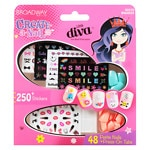 Broadway Nails Nail Art Kit- 1 ea