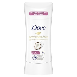 Dove Advanced Care Anti-Perspirant Deodorant, Caring Coconut