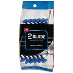 Studio 35 Men's Disposable Twin-Blade Razors- 12 ea