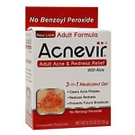 Acnevir Adult Acne & Redness Relief Gel