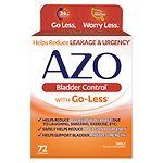 AZO Bladder Control, Capsules- 72 ea