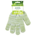 EcoTools Recycled Bath & Shower Gloves, Assorted