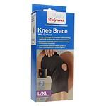 Walgreens Knee Brace with Cushion, Large/XL- 1 ea