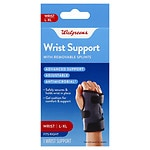 Walgreens Wrist Support, Right, Large/XL- 1 ea