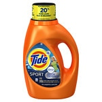 Tide Sport Plus Febreze Freshness Liquid Laundry Detergent,