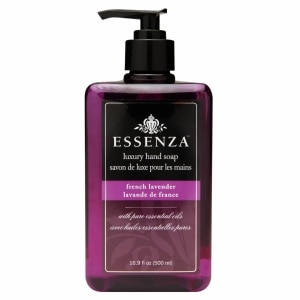 Essenza Luxury Hand Soap, French Lavender