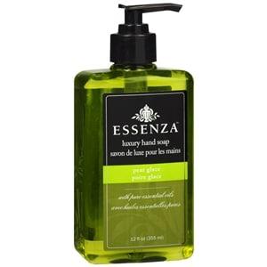 Essenza Luxury Hand Soap Glace, Pear- 12 fl oz