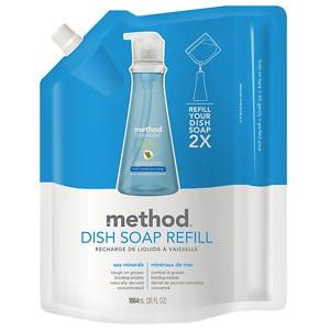 method Dish Soap Refill, Sea Minerals