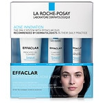 La Roche-Posay Effaclar Dermatological Acne System, 2 pk