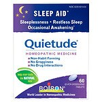 Boiron Quietude Quick Dissolving Tablets