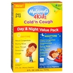 Hyland's Kids' Day & Night Cold & Cough Combo- 8 fl oz