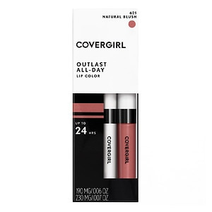 CoverGirl Outlast All Day Lipcolor, Natural Blush 621