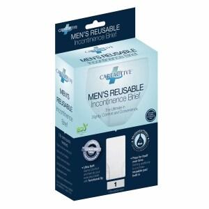 CareActive Men's Reusable Incontinence Brief, Large- 1 ea