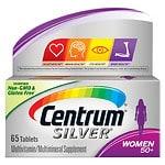 Centrum Silver Women 50+ Multivitamin, Tablets- 65 ea