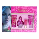 Fantasy by Britney Spears Gift Set for Women, 4 Piece- 1 set