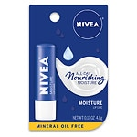 Nivea Lip Care A Kiss of Moisture Essential Lip Care- .17 oz