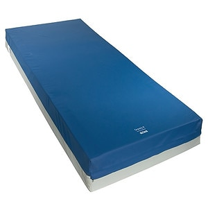Drive Medical Gravity 8 Long Term Care Pressure Redistribution Mattress, Blue, 84x36x6