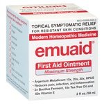 Emuaid First Aid Ointment, Maximum Strength- 2 fl oz