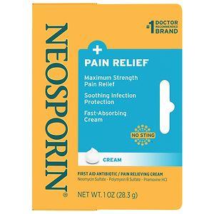 Neosporin Plus Pain Cream