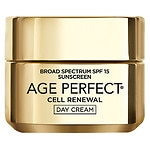 L'Oreal Paris Age Perfect Cell Renewal Moisturizer, Day Cream SPF