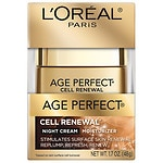 L'Oreal Paris Age Perfect Cell Renewal Moisturizer, Night Cream