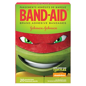 Band-Aid Bandages, Teenage Mutant Ninja Turtles