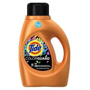 Tide HE Turbo Clean ColorGuard Liquid Laundry Detergent, 24 Loads