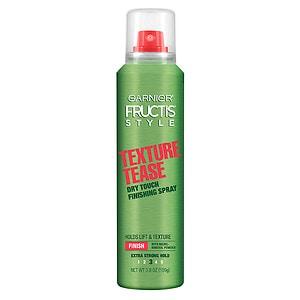 Garnier Fructis Style De-Constructed Texture Tease Dry Touch Finish Spray- 3.8 oz