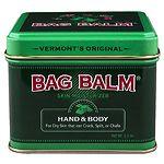 Vermont's Original Bag Balm Ointment- 8 oz