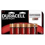 Duracell Quantum Alkaline C Batteries- 5 ea