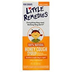 Little Remedies 100% Natural Cough Syrup, Honey