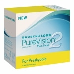 PureVision2 for Presbyopia Contact Lens