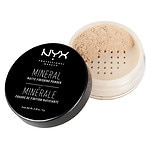 NYX Mineral Finishing Powder, Light/Medium