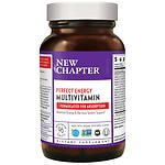 New Chapter Perfect Energy Multivitamin, Tablets- 96 ea