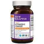 New Chapter Activated C Food Complex, Tablets- 180 ea